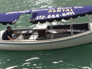 CEBC's Charity Boat
